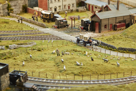 London Festival of Railway Modelling 2014