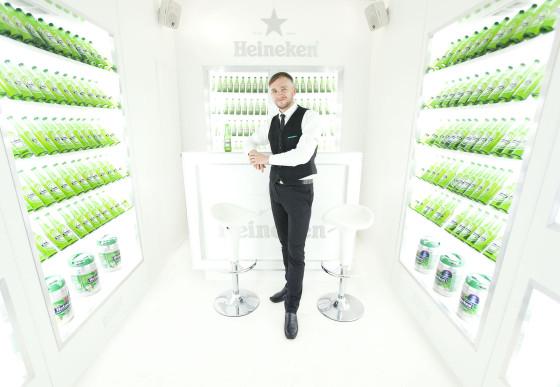 Heineken Experience, London