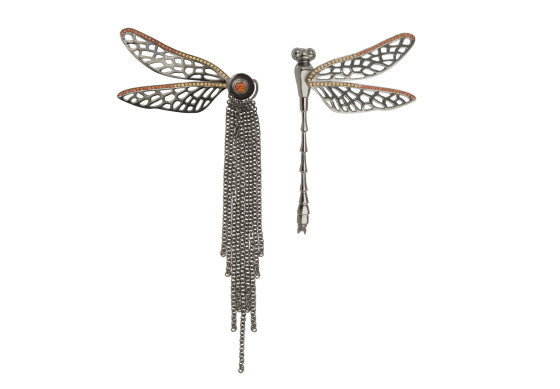 Ana De Costa | Dragonfly Earrings