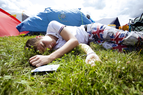 Passed Out Music Festival, UK