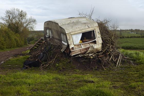 Reclaimed Caravan | Bradden, Northamptonshire