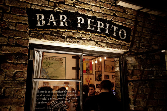 Pepito Sherry Bar | Kings Cross, London