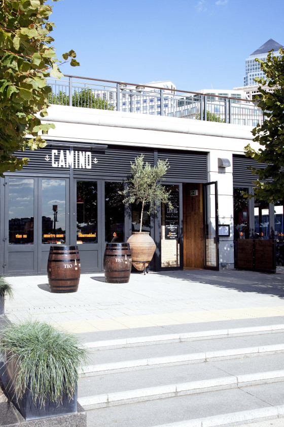 Camino | Westferry, London
