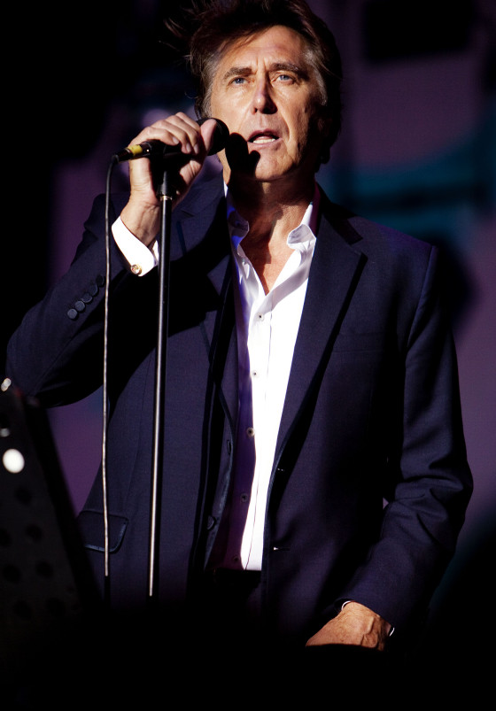 Bryan Ferry @ Lovebox Festival, UK