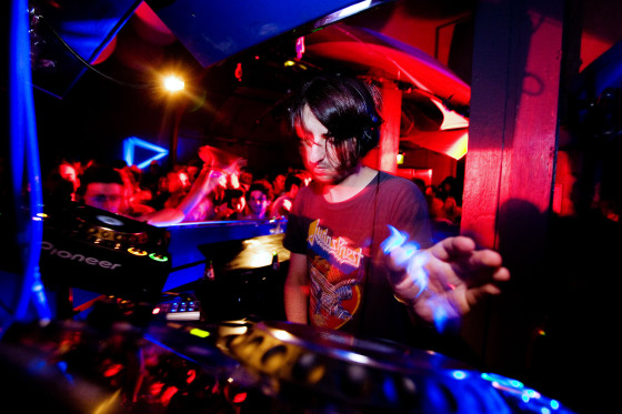 James Holden @ The End Nightclub, London