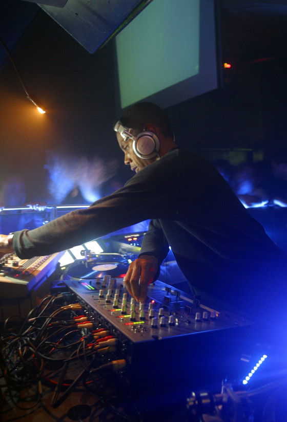 Jeff Mills @ The End, London
