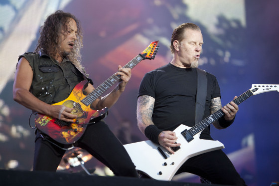 Metallica @ Sonosphere, UK