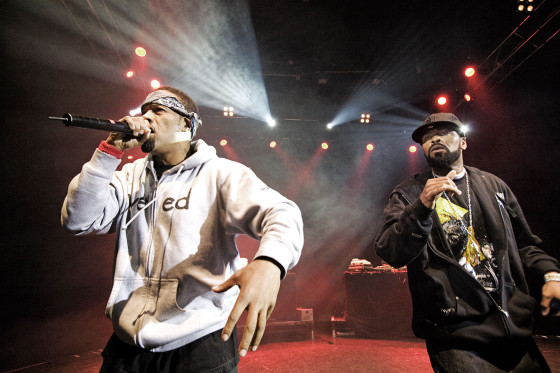 Redman & Methodman @ Hammersmith Apollo, London