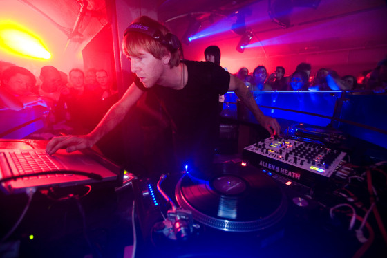 Richie Hawtin @ The End Nightclub, London