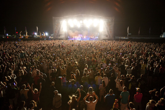 Global Gathering Festival, UK